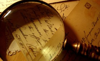 Handwriting analysis how it works?