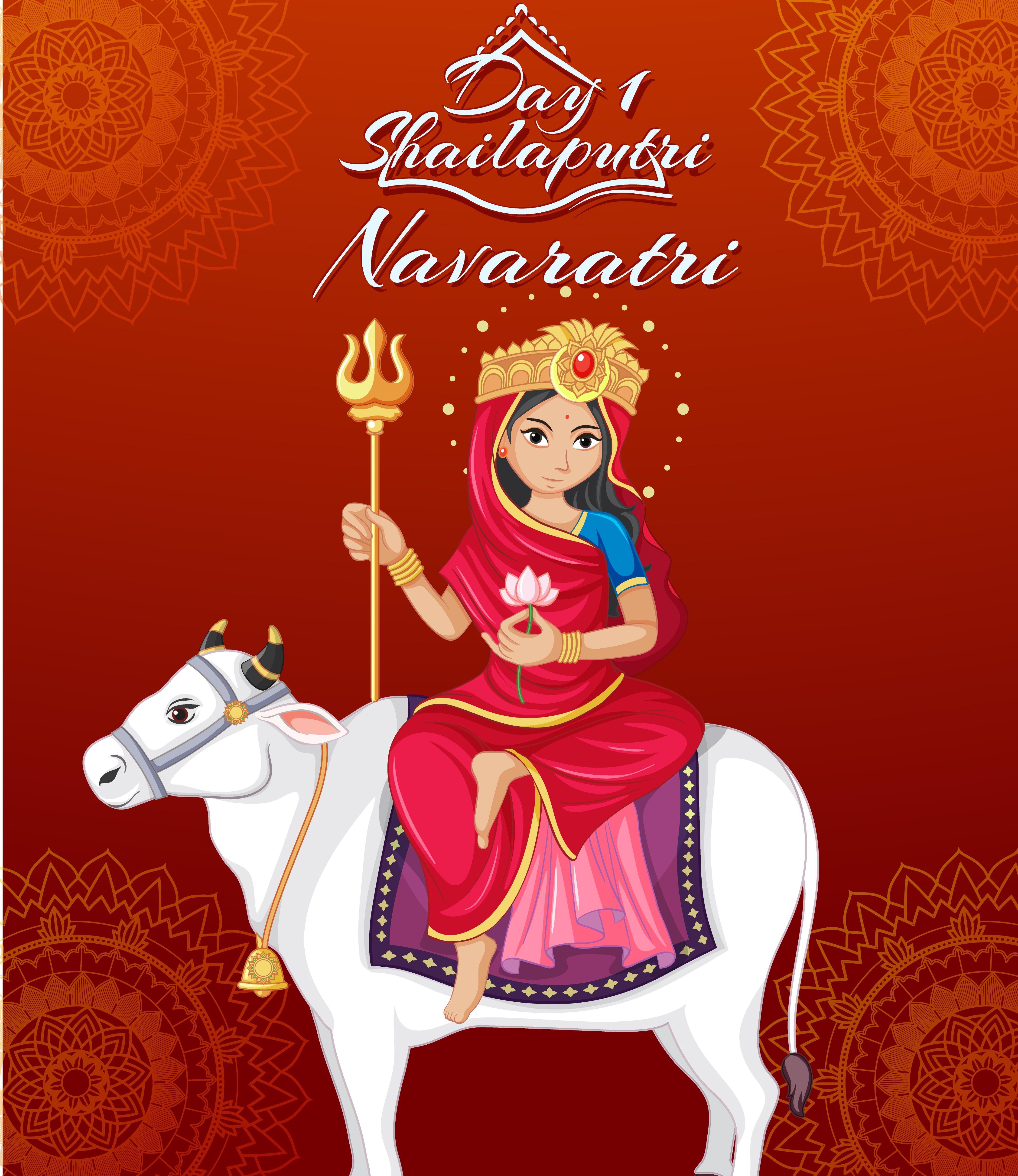 Essence of Navaratri as per Graphology: Day 1: Shailaputri
