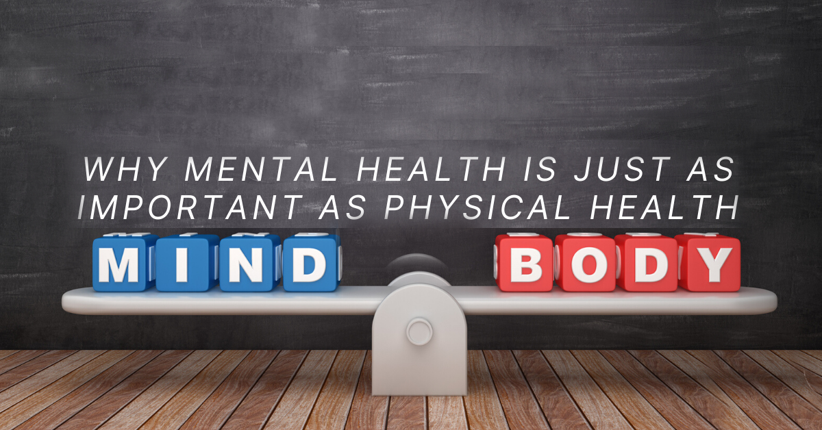 World Health Day: What is more important? Physical Health or Mental health?