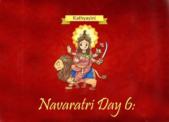 The essence of Navaratri: Day 6: Kathyayini