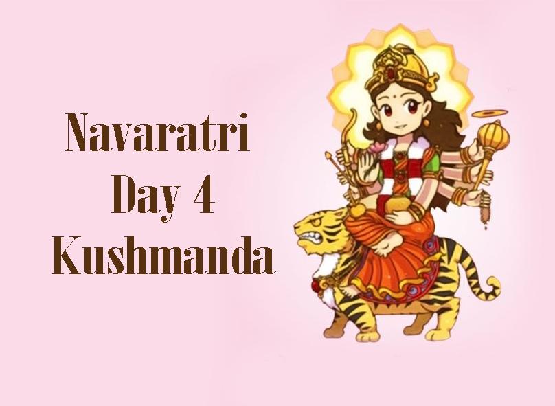 Essence of Navaratri: Day 4: Kushmanda
